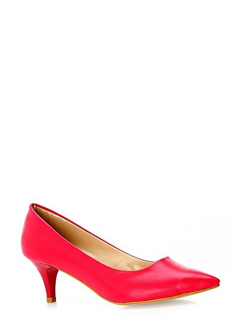 İssimo Klasik Ayakkabı Fuşya